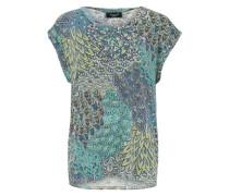 Shirt 'Low' mischfarben