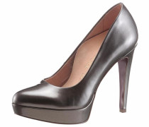High-Heel-Pumps 'Heart & Sole' platin
