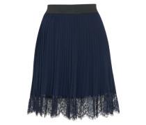 Plisseerock 'Rossa Skirt' nachtblau
