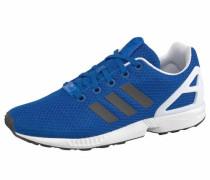 ZX Flux Sneaker Kinder blau / weiß