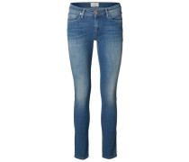 Slim fit - Jeans blau