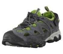 Schuhe Rudy Junior grau / grün