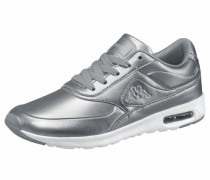Sneaker »Milla Shine« silber / weiß