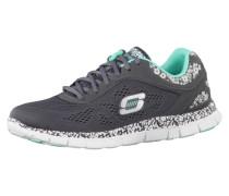 Schuhe 'Flex Appeal Island Style' türkis / dunkelgrau