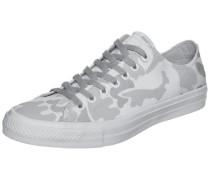 Chuck Taylor All Star II OX Sneaker grau / hellgrau / graumeliert / weiß