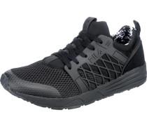 'Striker' Sneakers schwarz