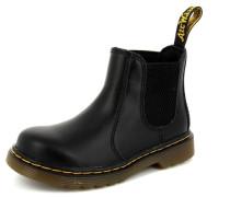 Chelsea Boots Juniors Banzai Chels Leder schwarz