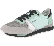 Bimba Coco Sneakers Low türkis / weiß