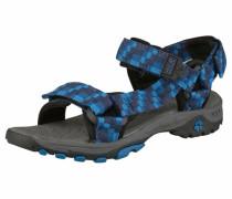 JACK WOLFSKIN Seven Seas Outdoor-Sandale blau
