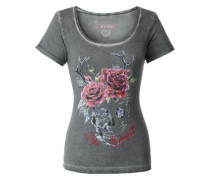 Shirt Gracy graumeliert / mischfarben
