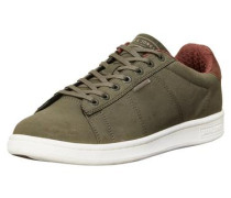 Klassische Sneaker oliv