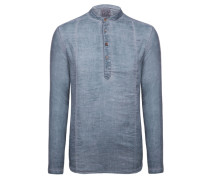 Shirt Senan blau