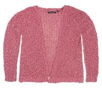 Strickjacke pink