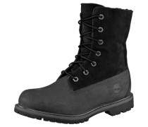 Authentics Teddy Fleece WP Winterstiefel schwarz