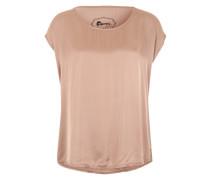 Blusenshirt 'Sara' rosa / rosé / puder / altrosa