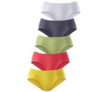 Jazzpants (5 Stck.) blau / gelb / grün / rot / weiß