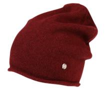 Mütze 'Wooly' bordeaux