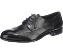 Lender Business Schuhe schwarz