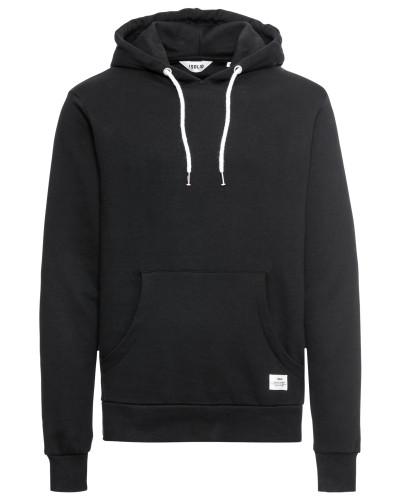Sweatshirt 'Morgan Hood AM' schwarz