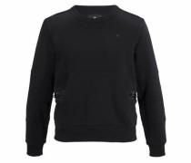 Sweatshirt 'Rackham' schwarz