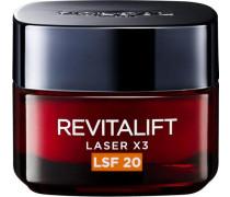 'RevitaLift Laser X3 Tagespflege Lsf20' Gesichtspflege creme