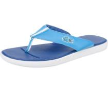Offene Schuhe 'l.30 117 1' blau