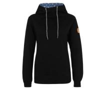 Sweatshirt 'Seemannsbraut' schwarz