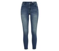 Highwaist Jeans blau