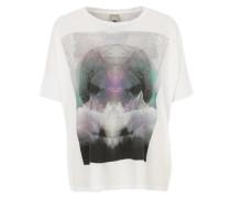 T-Shirt 'Putonice' weiß