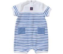 Baby Spieler für Jungen blau / weiß