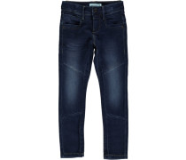 Nittida Regular fit Jeans blau