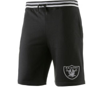 'Athletic Oakland Raiders' Shorts schwarz