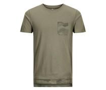 Camo T-Shirt khaki