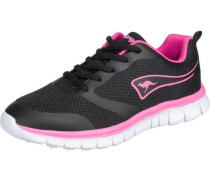 K-March Sneakers pink / schwarz