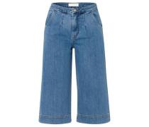 Culotte Jeans blue denim