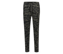 Sweatpants 'Interlock Camo Pants' dunkelgrau / mischfarben