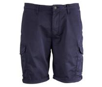 Shorts Cargo Style blau / marine / navy