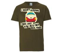 "T-Shirt ""South Park"" grün"