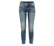 'Lynn' Jeans blue denim