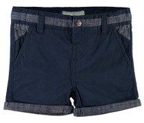 NAME IT Shorts nithram blau