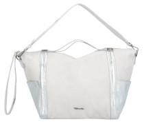 Donata Shopper Tasche 52 cm weiß