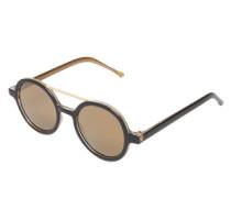 Sonnenbrille 'vivien' schwarz
