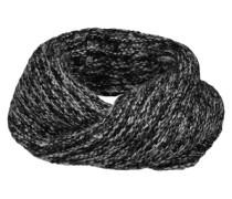 Strinband aus Strick schwarz