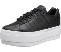 Sneakers Gstaad Platform schwarz