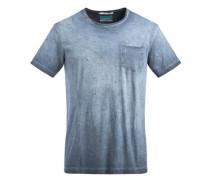 Shirt 'tarasco' taubenblau