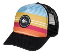 'Striped Vee - Trucker Cap' mischfarben