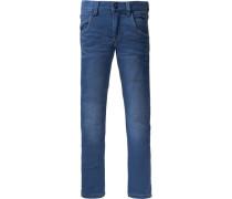Jeans Xslim Nitclas für Jungen Bundweite Xslim blau