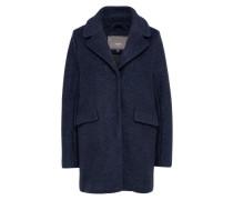 Mantel 'stips' nachtblau