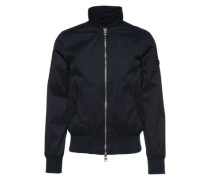 Übergangsjacke 'nordic Harrington' navy