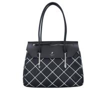 Handtasche 'carlton' schwarz
